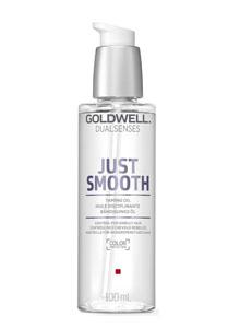 Uhlazující olej pro nepoddajné vlasy Goldwell