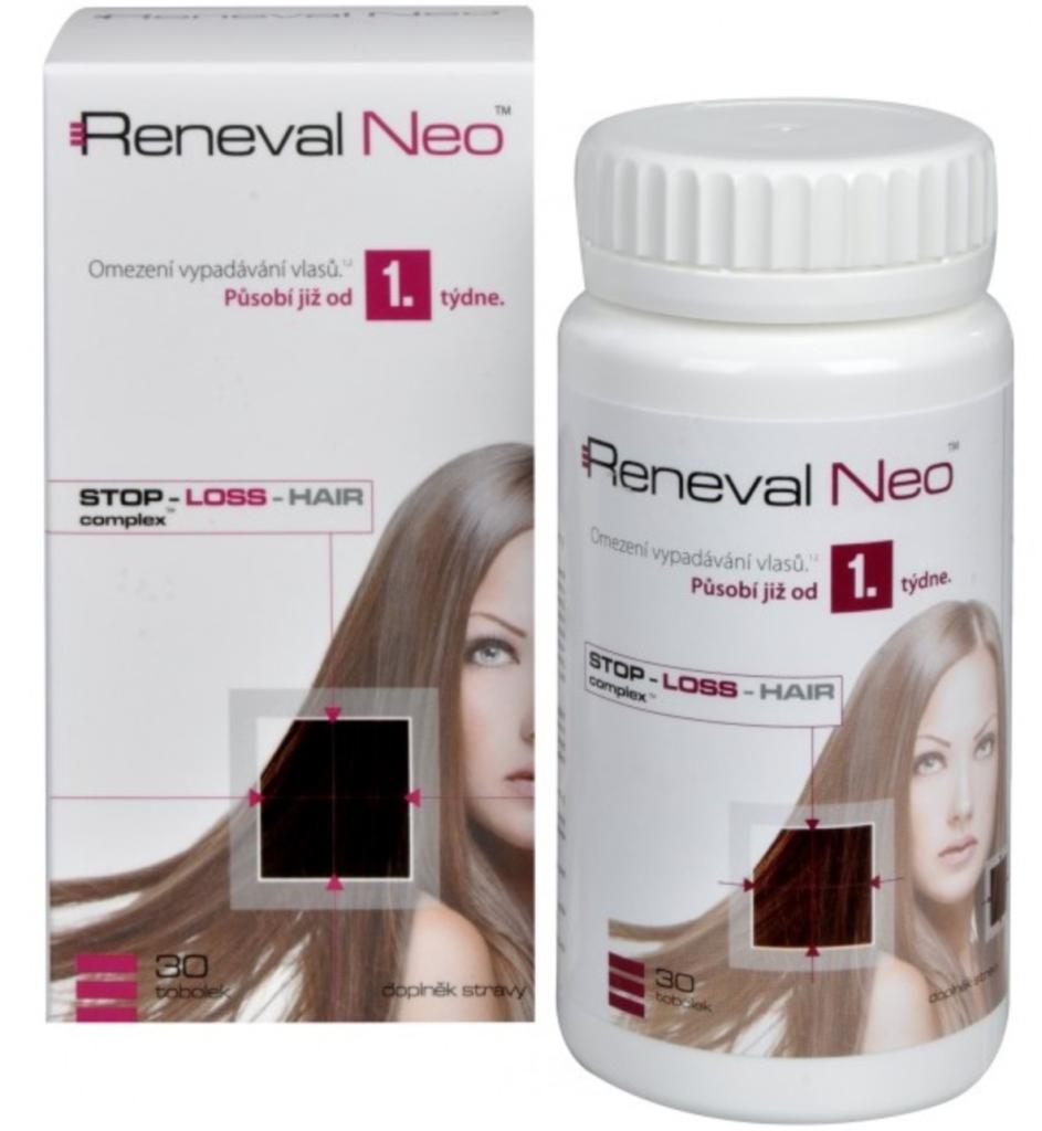 Reneval Neo je unikátní svým složením, které je odvozeno od základní stavby vlasů.